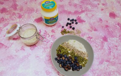 Better-for-you Bircher Muesli