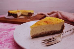 4081 Baked Cheesecake