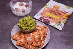 4120 Guacamole and Lime Chilli Chips - Feature Image Recipe - My Market Kitchen