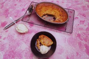 4082 Cherry Clafoutis - Feature Image Recipe - My Market Kitchen