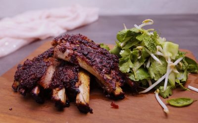 Chilli Soy Ribs
