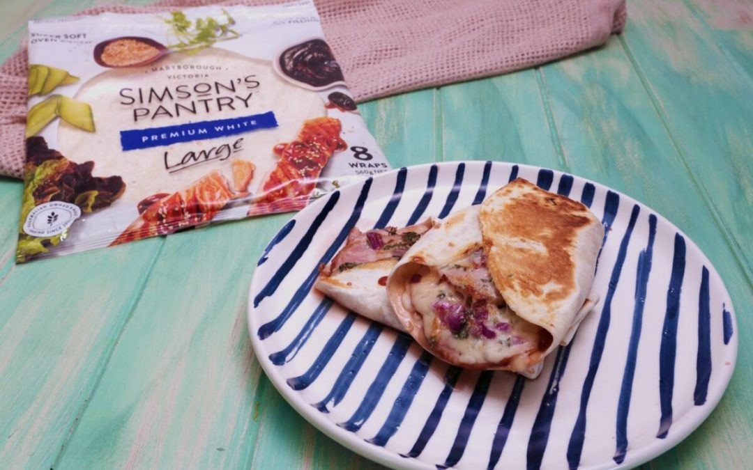 4152 Turkey and Cranberry Pockets - Feature Image Recipe - My Market Kitchen