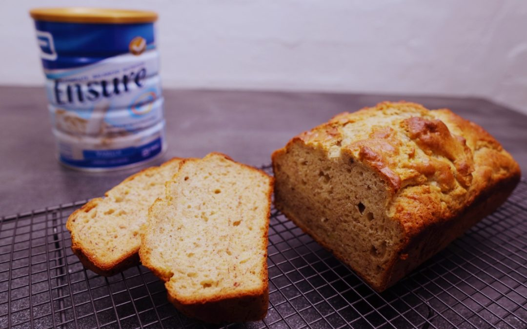 ABB4002 Banana Cake Recipe - My Market Kitchen
