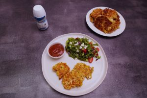 ABB4007 Corn Fritters Recipe - My Market Kitchen