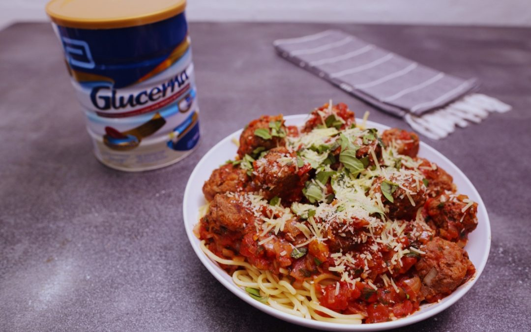 ABB4012 Spaghetti and Meatballs Recipe - My Market Kitchen