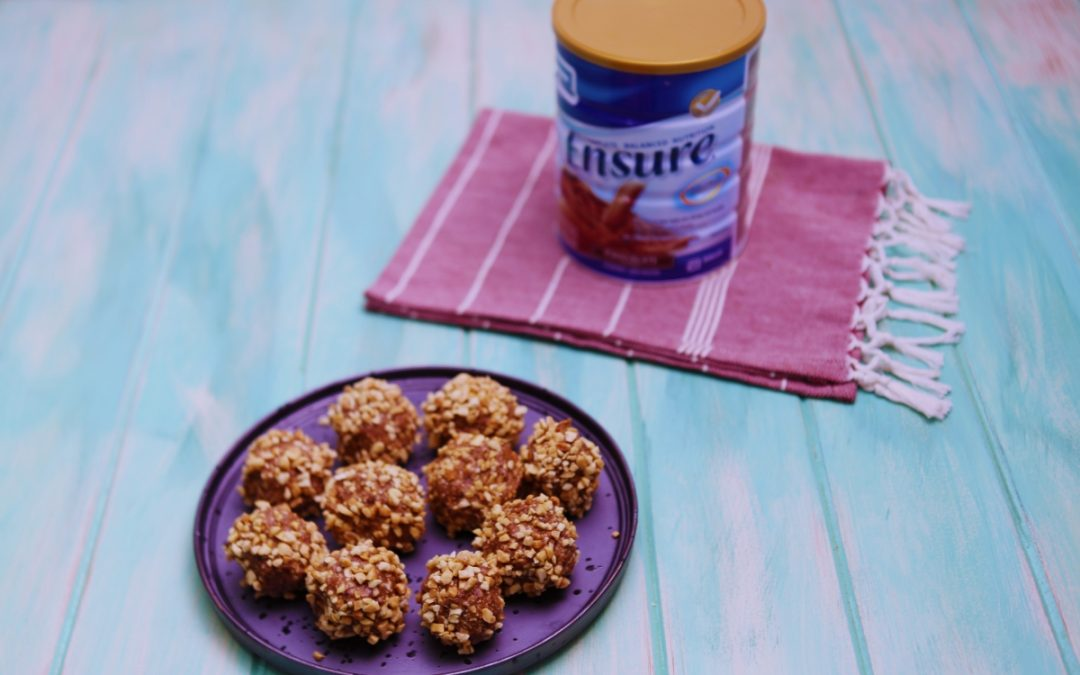 ABB4030 Bliss Balls Recipe - My Market Kitchen