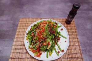 4083 Beef, Broccoli and Beans - FEATURE Recipe - My Market Kitchen