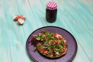 4140 Mud Crab Omelette - Feature Recipe - My Market Kitchen