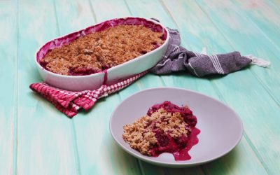 Quick n Easy Fruit Crumble Filling