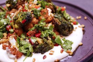 4222 Cauliflower _ Brussel Sprouts - Header Recipe - My Market Kitchen