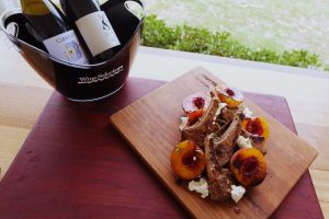 4055 Rosemary Lamb with Grilled Peaches - Feature Recipe - My Market Kitchen