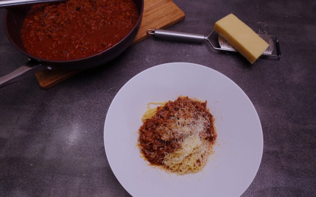 4089 Spaghetti Bolognaise Recipe - My Market Kitchen