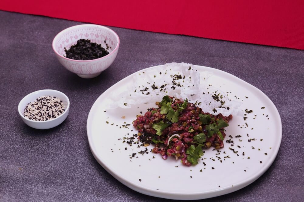 4192 Japanese inspired Beef Tartare - Feature Recipe - My Market Kitchen