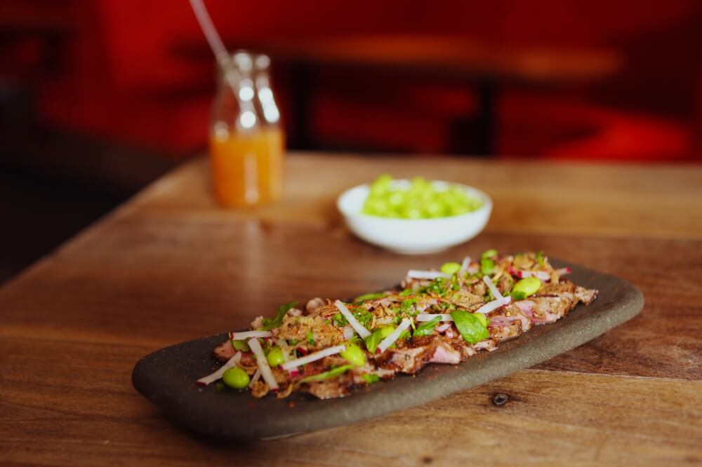 4210 Beef Tataki with Nuoc Mam Dressing - Feature Recipe - My Market Kitchen