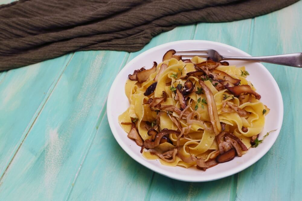 4230 Wild Mushroom Pappardelle - Feature Recipe - My Market Kitchen