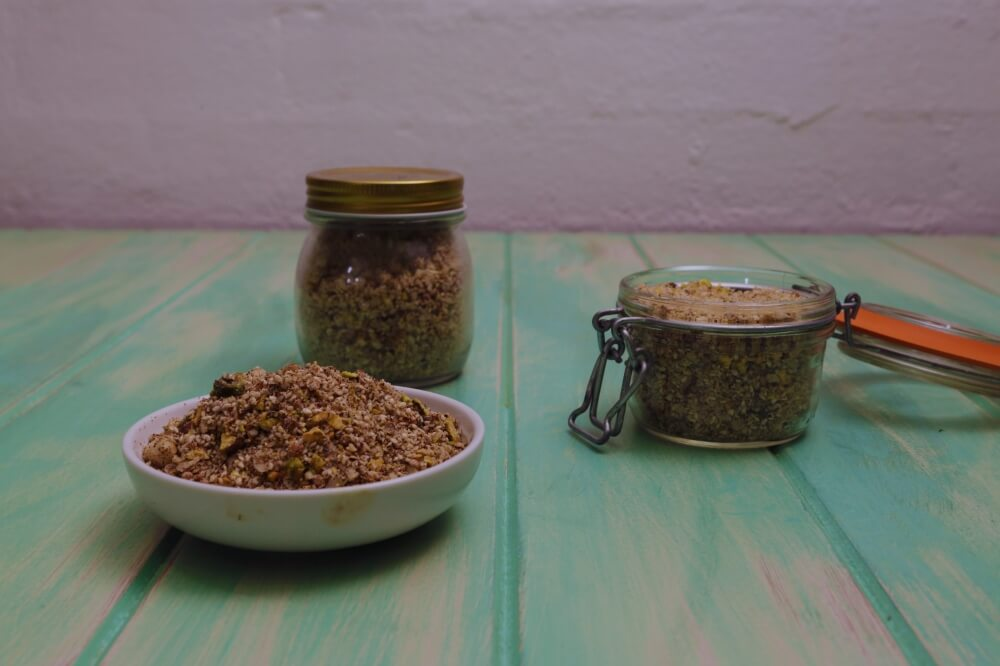 T09 Aussie Dukkah Recipe - My Market Kitchen
