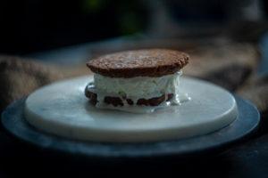 5161 Anzac Biscuit Ice Cream Sandwiches - HEADER