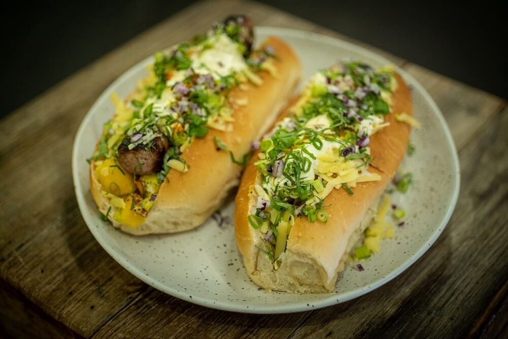 Mexican Hot Dogs