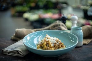 5062 Hand Rolled Cavatelli with Slow Cooked Rabbit - FEATURE