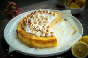 5078 Lemon Meringue Cheesecake - HEADER