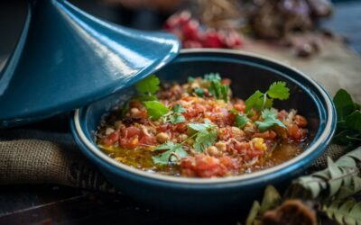 Tagine of Snapper