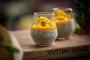 5141 Mango Chia Pudding with Pineapple and Mint5 - FEATURE