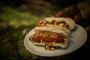 5145 Cheese Kranskey Hot Dogs - FEATURE