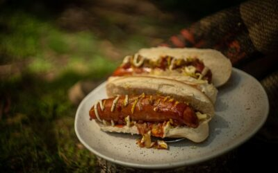 Cheese Kransky Hot Dogs