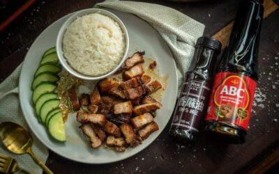 Sticky BBQ Pork Belly
