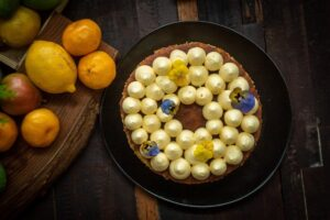 5199 Flourless Orange Cake with Lemon Buttercream 3 - HEADER