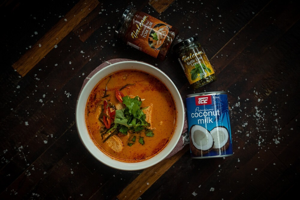 5177 Tom Yum with Chicken5 - FEATURE