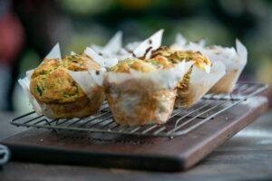 5001 Easy Peasy Muffins - FEATURE