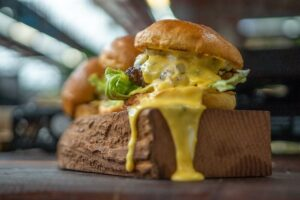 6030 Smashburgers with Liquid Cheese 3 - FEATURE