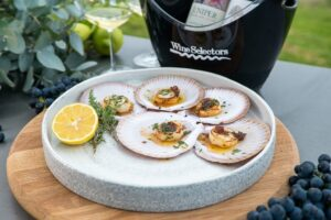 6067 Scallops with Beurre Noisette (Margaret River) 1 - FEATURE