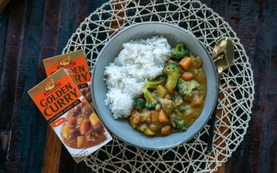 Japanese Mild Curry