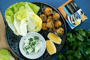 SAFCOL04 Portuguese Sardine Fritters 2 - FEATURE