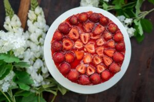 6019 Strawberry Cheesecake 1 - FEATURE