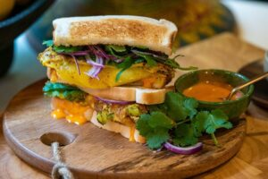 6121 Indian Spiced Omelette Toastie 2 - HEADER
