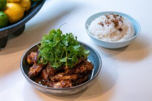 6123 Sticky Ginger-Soy Chicken Wings 1 - FEATURE