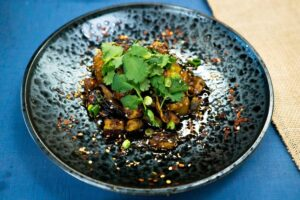 SAFCOL07 Szechuan Mussels and Eggplant 2 - HEADER