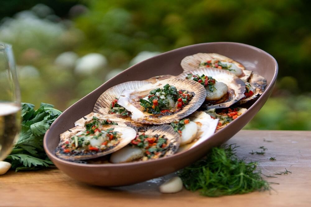 6168 BBQ Scallops 1 - FEATURE
